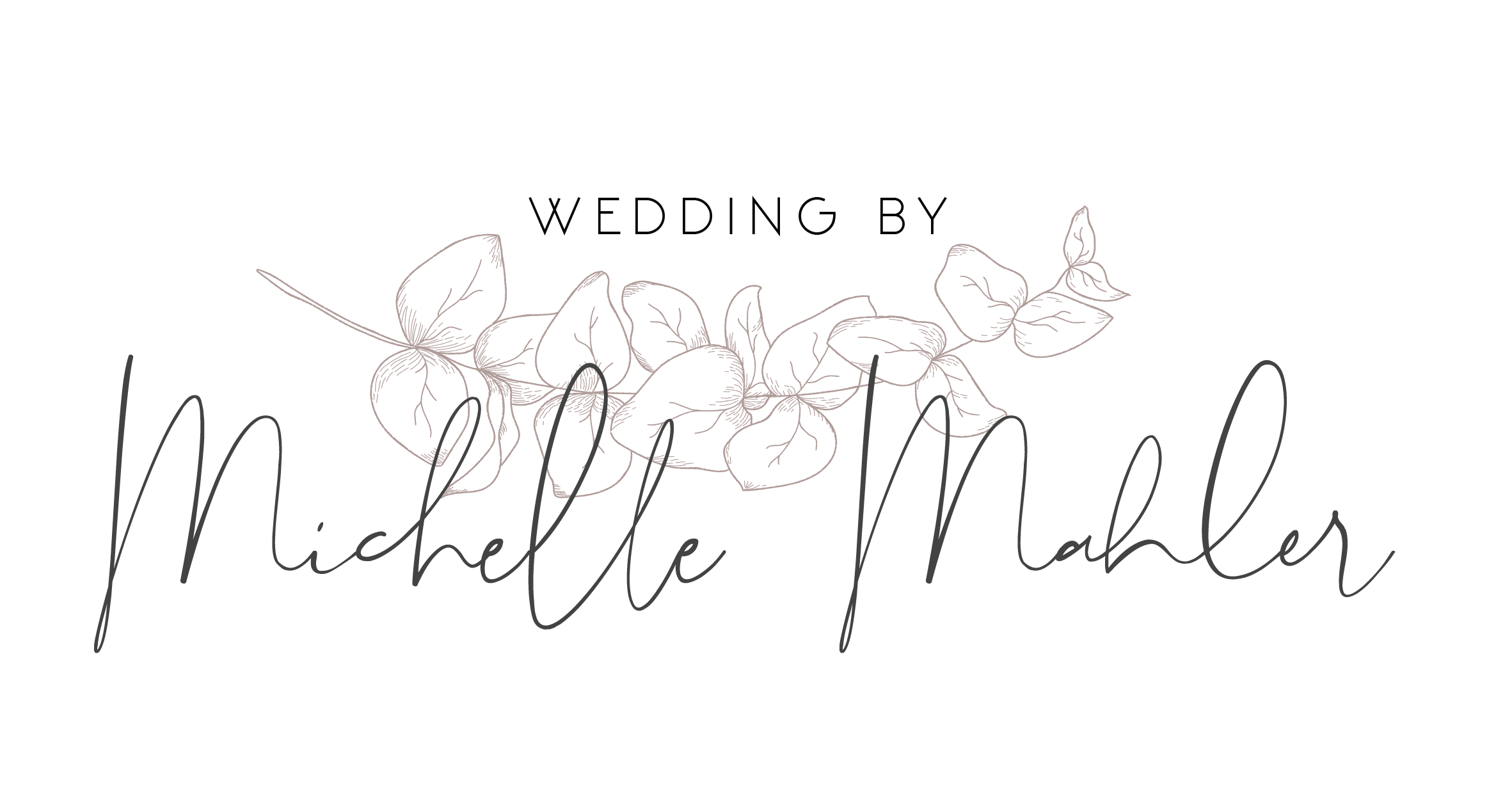 Michelle Mahler Weddings Logo 1